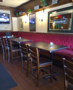 The Keystone Pub Interior