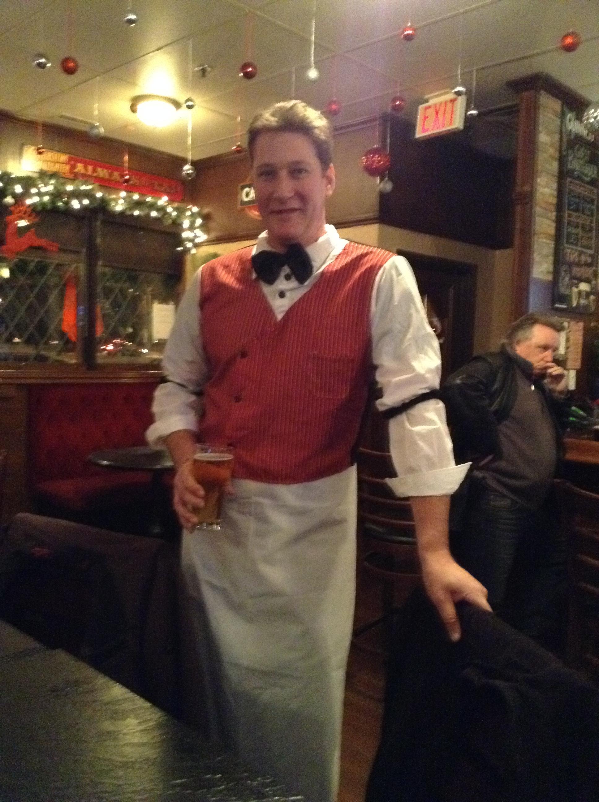 Guest Bar Tender Big Jay