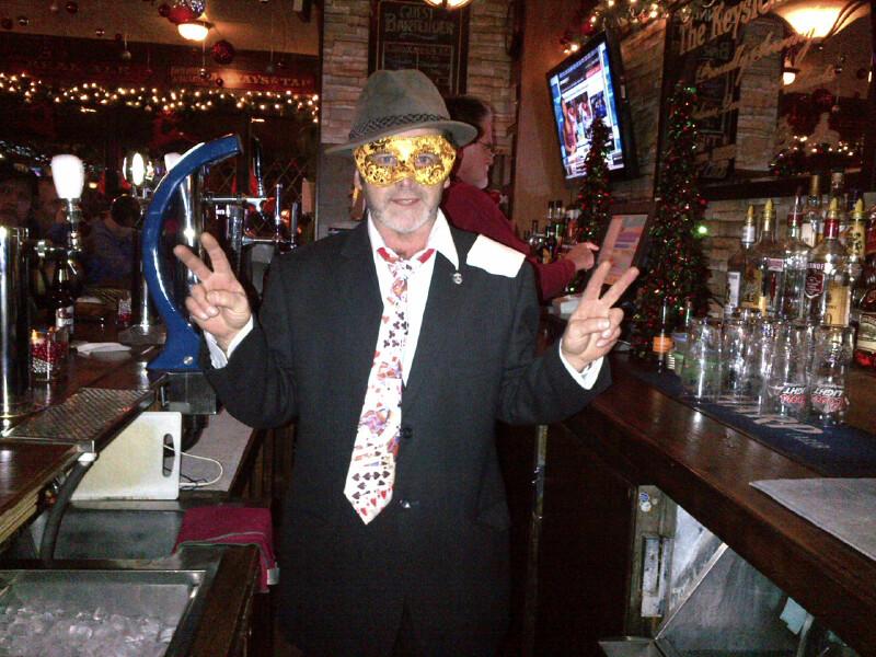 Guest Bar Tender Leo