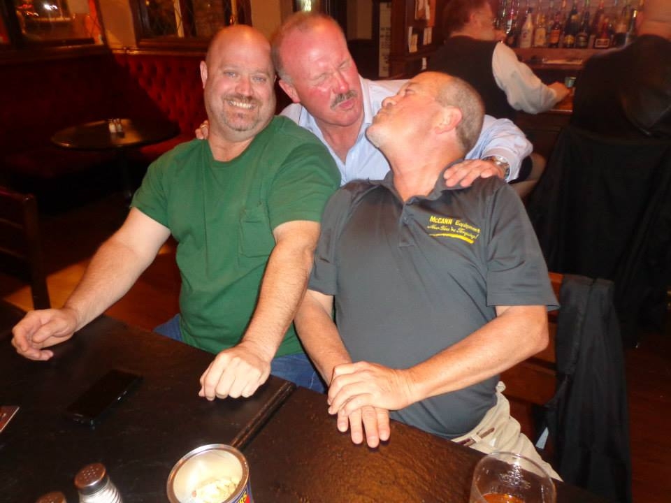 St. Patricks !! Jeff, Ian & the Boss