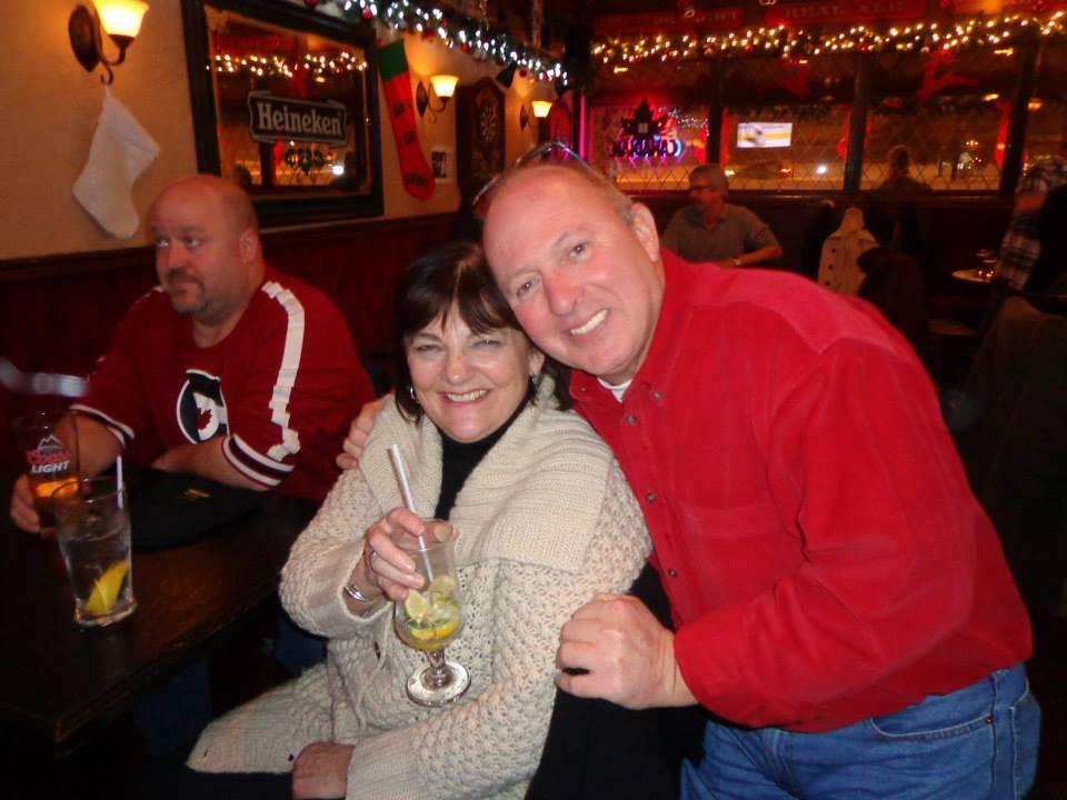 Christmas !! Ed & Nancy