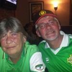 1/2 StPaddy's !! Ann & Ralph