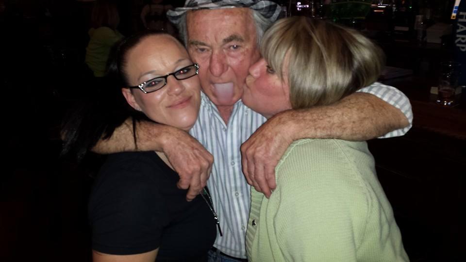 St. Patricks !! Tina, Leo & Wendy