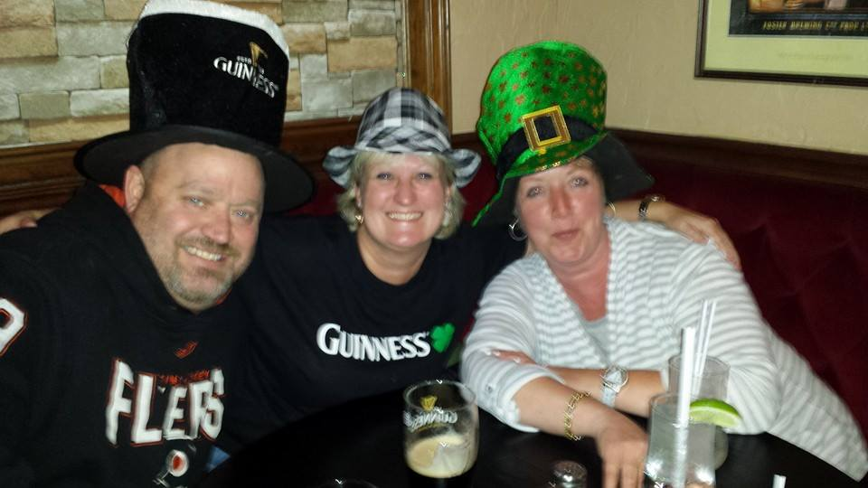 St. Patricks !! Heather & Friends