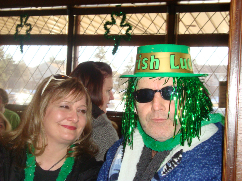 St. Patricks !! Irish Groupies
