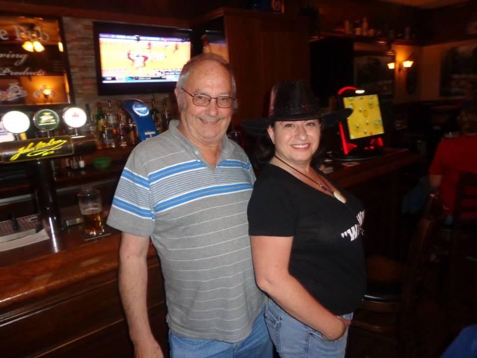 Karaoke Nite !! Ken & Evie