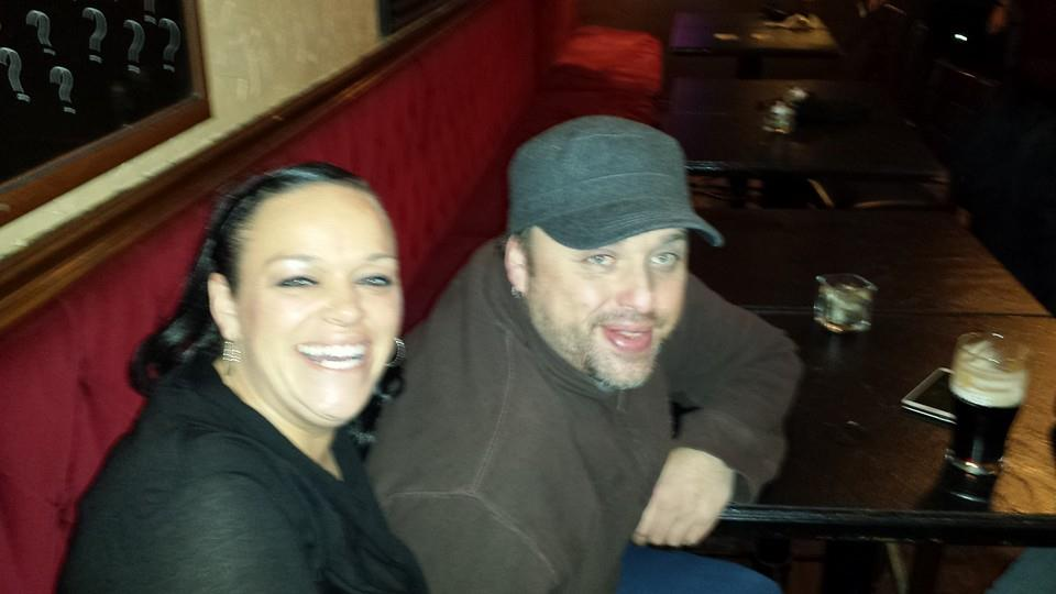 Karaoke Nite !! Tina & Brad